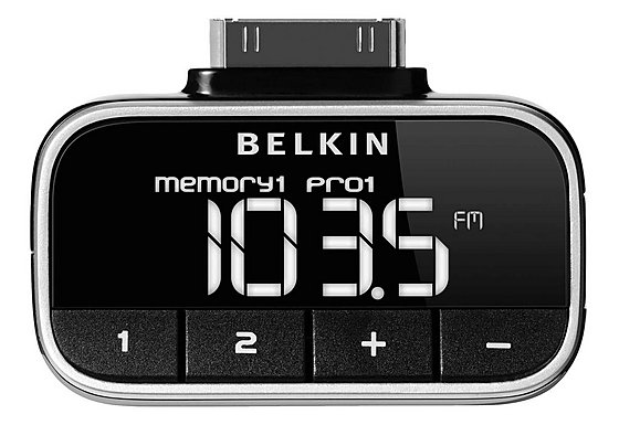 Belkin TuneFM for iPod