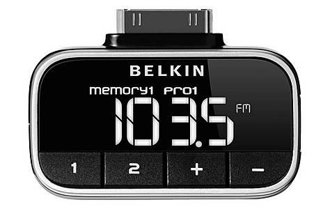 image of Belkin TuneFM for iPod
