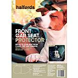 Halfords Front Car Seat Protector