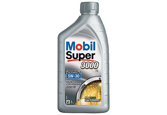 Mobil Super 3000 X1 Formula FE 5W-30 Fully Synthetic Oil 1L