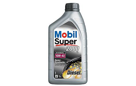 image of Mobil Super 2000 X1 10W40 Diesel Oil 1L
