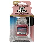 image of Yankee Candle CJ Ultimate Pink Sand Air Freshener