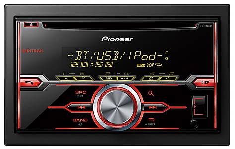 image of Pioneer FH-X720BT Car Stereo