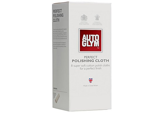 Autoglym Perfect Car Polishing Cloth x8