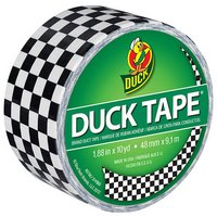 Checkmate Duck Tape Print 48mm x 9.1m