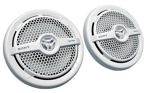 image of Sony XS MP 1621 16cm Marine 2-Way Coaxial Speaker