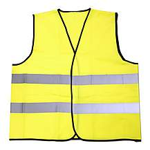 image of Halfords Hi Vis Vest Family Pack