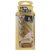image of Yankee Candle Vanilla Cupcake Vent Sticks