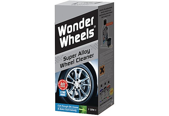 Wonder Wheels 1 Litre