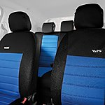 image of 2015 Ripspeed Car Seat Cover Full Set - Blue