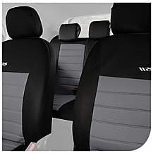 image of 2015 Ripspeed Car Seat Covers Full Set - Grey