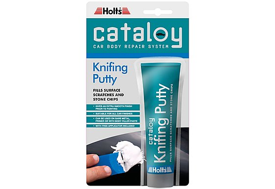 Holts Cataloy Knifing Putty 100g