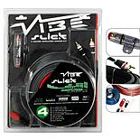 Vibe Slick 4 Gauge Amplifier Wiring Kit