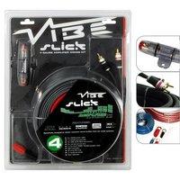 Vibe Slick 4 Gauge Amplifier Wiring Kit