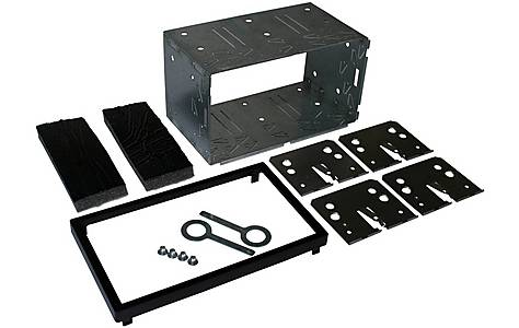 image of Autoleads DFPK-103 Universal Double DIN Fitting Cage