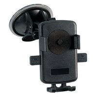 Halfords One Touch Universal Car Mount Holder - Black