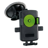 Halfords One Touch Universal Car Mount Holder - Green
