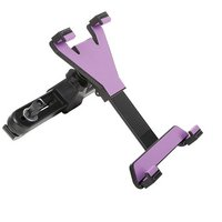 Halfords Universal Tablet Headrest Mount - Purple