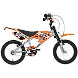 "Motobike MXR450 Kids Bike - 16"" Wheel"