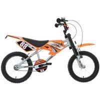 "Motobike MXR450 Kids Bike - 16"""
