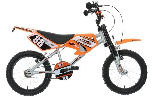 Motobike Mxr450 Kids Bike 16 Whe