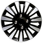 image of Halfords Advanced Turin 15 Inch Wheel Trims - Set of 4