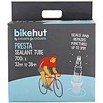 image of Bikehut Presta Self Sealing Inner Tube - 700c x 32mm - 38mm
