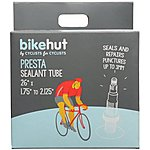 "image of Bikehut Presta Self Sealing Inner Tube - 26"" x 1.75 - 2.125"