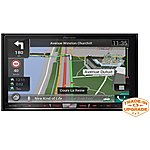 image of Pioneer AVIC-F77DAB Car Stereo with Apple CarPlay and Android Auto