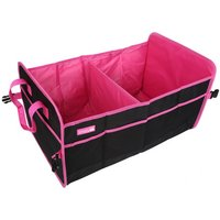 Boot Organiser Pink/Black
