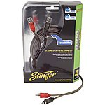 image of Stinger 1000 series Y Lead Phono Interconnect Cable