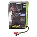 image of Stinger 1000 series Y  2M/1F Y Lead Phono Interconnect Cable