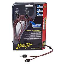 image of Stinger 4000 series 1M/2F Y Lead Phono Interconnect Cable