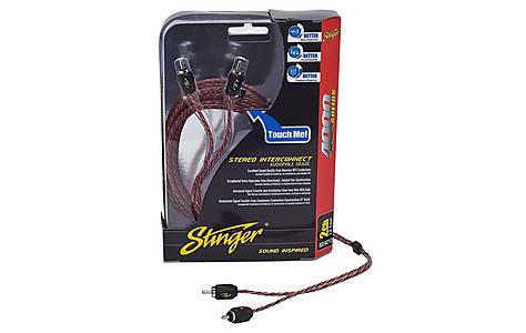 image of Stinger 4000 series 2M/1F Y Lead Phono Interconnect Cable