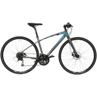 13 Intuitive Lambda Womens Hybrid Bike - 15""