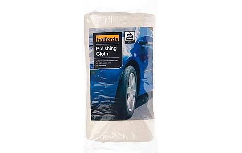 image of Halfords Car Polishing Cloth 400g