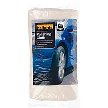 image of Halfords Car Polishing Cloth 400g