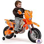 Injusa 12v Electric Ride On Moto X Scrambler