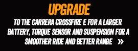 Upgrade to the Carrera Crossfire-E