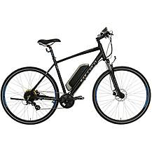 Carrera Crossfire-E Mens Electric Hybrid Bike