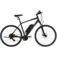 "Carrera Crossfire-E Mens Electric Bike - 21"""