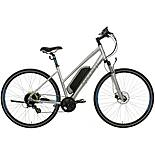 "Carrera Crossfire-E Womens Electric Bike - 16"", 18"" Frames"
