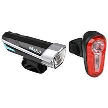 image of Bikehut 12 Lux Light Set