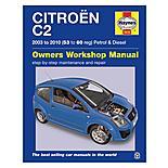 Haynes Citroen C2 Hatchback Manual