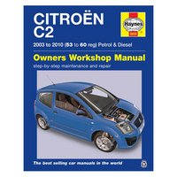 Haynes Citroen C2 Hatchback Manual