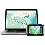 "image of TomTom Rider 400 EU 4.3"" Motorcycle Sat Nav with Lifetime European Maps and Traffic"