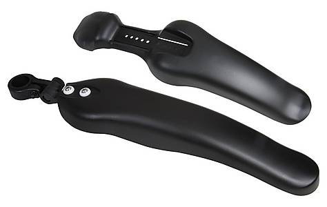 image of Halfords Kids Bike Mudguard Set