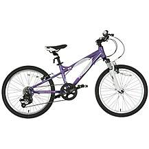 image of Carrera Luna Girls Mountain Bike -  20""