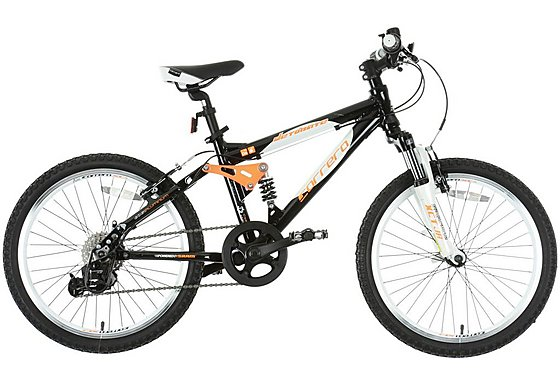 Carrera Detonate Boys Mountain Bike - 20