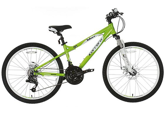 Carrera Blast Boys Mountain Bike - 24